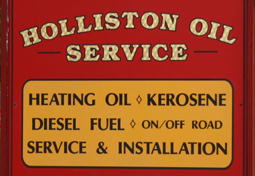 Hollistons Oil